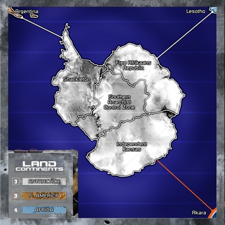 Antarctica expansion pre warming